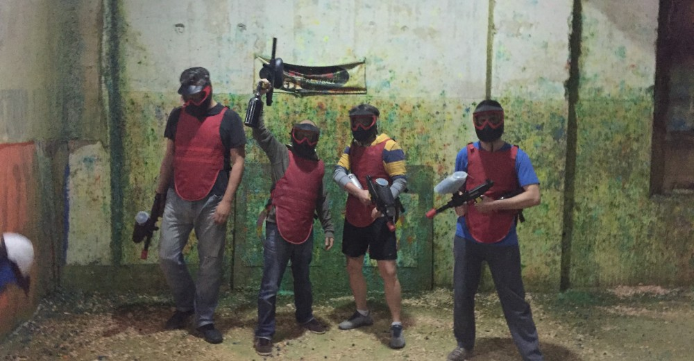 Paintball After Office