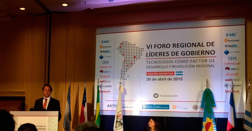 Foro Regional sobre Gobierno Electrónico