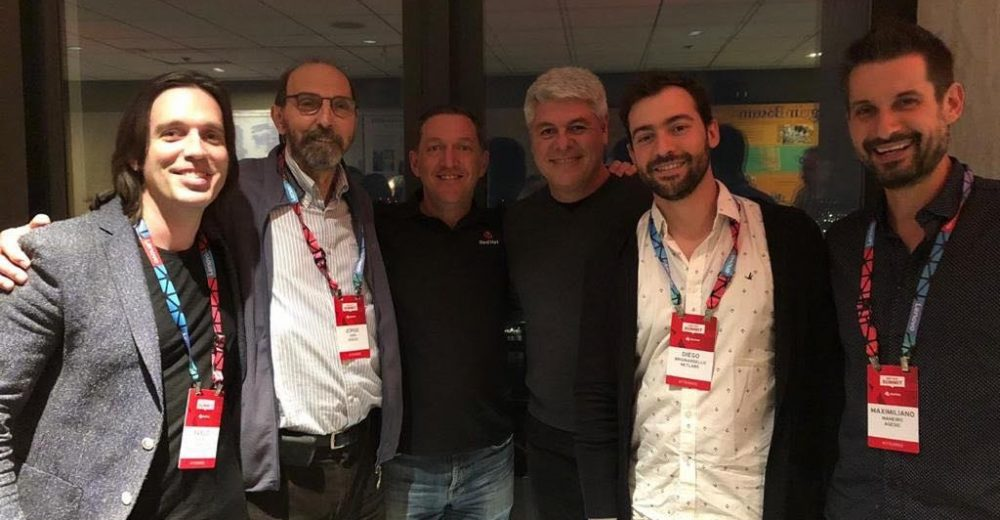 Netlabs representa por 5to año consecutivo a UY en el RH Summit